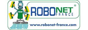 Nettoyage automatique écologique station d'épuration avec Robonet France